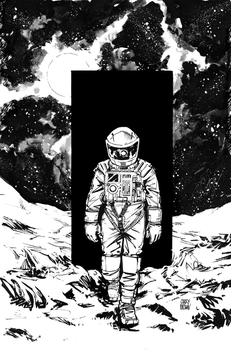 A Space Odyssey di Garry Brown