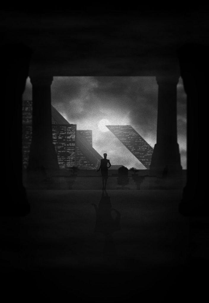Blade Runner di John Alvin