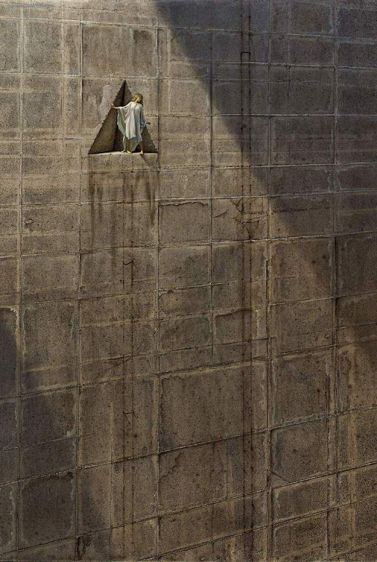 Chasm di Michael Whelan