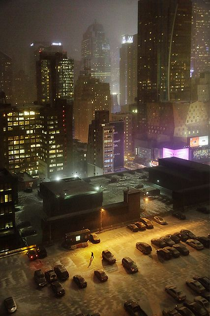 Manhattan di Christophe Jacrot