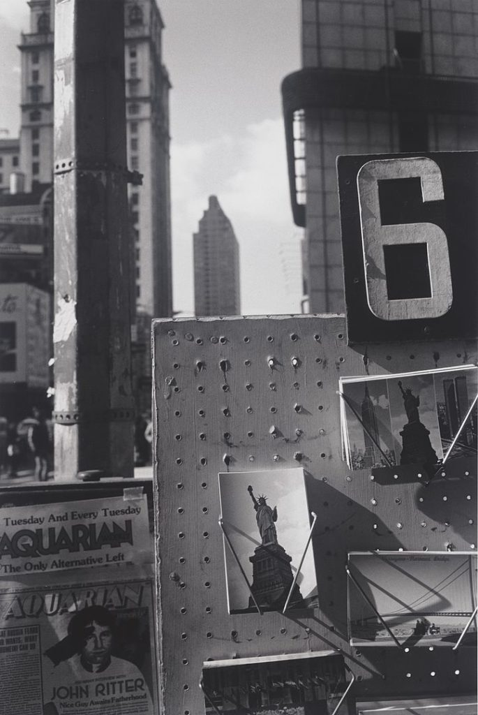 New York City 1962 di Lee Friedlander