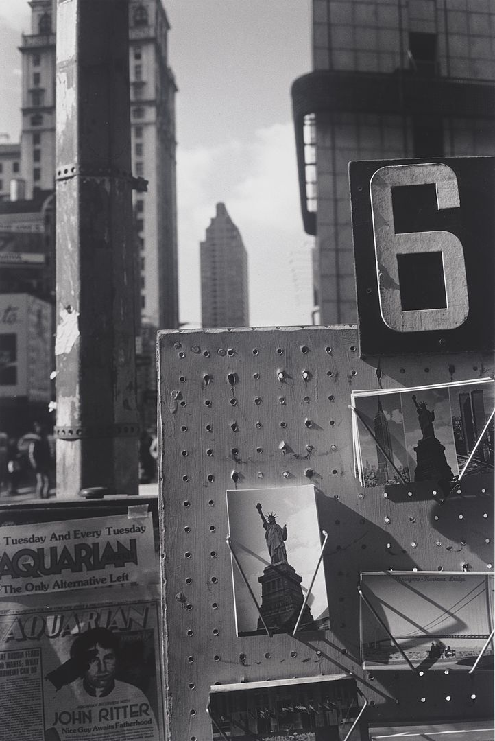New York City 1962 di Lee Friedlander