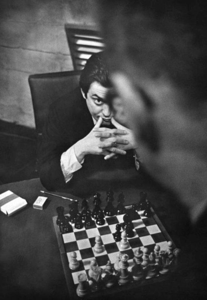 Playing Chess With Kubrick di Jeremy Bernstein