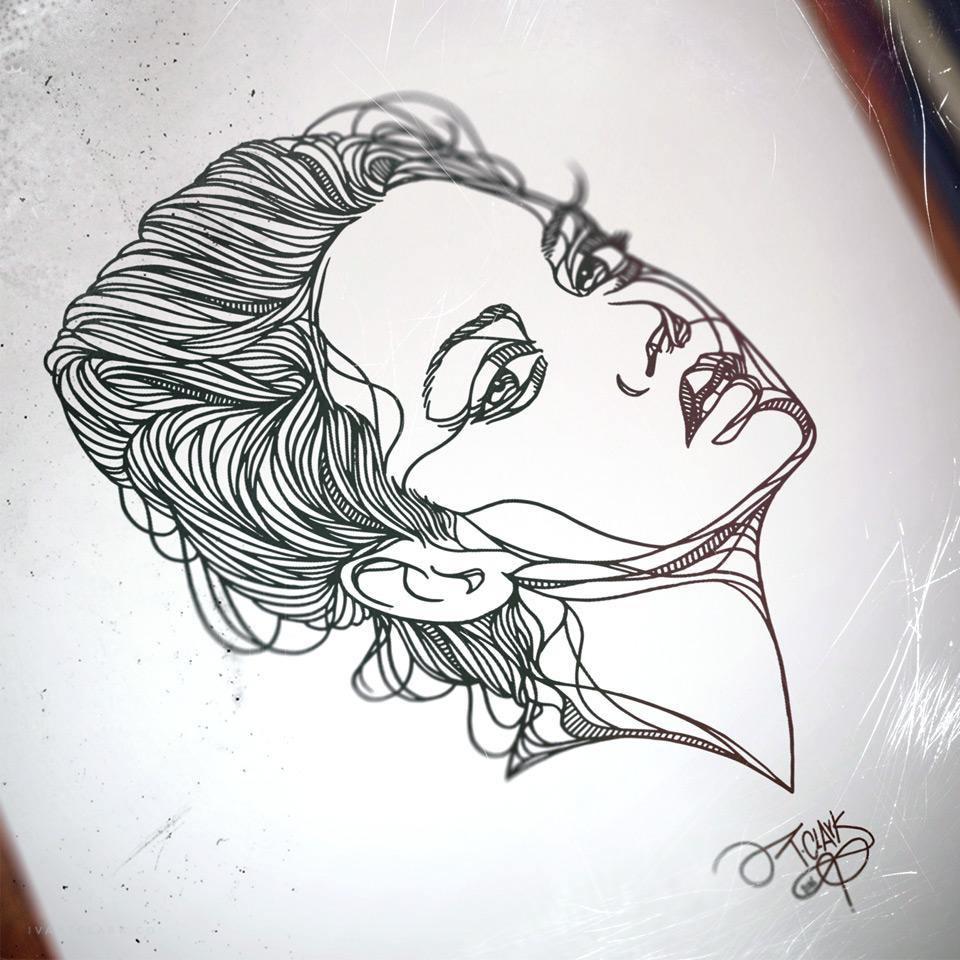 FEATURES-Marie-Antoinette-illustrazione-ivantclark-com