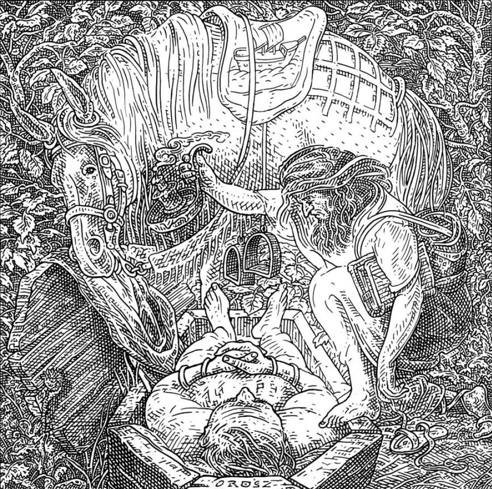 Ship Of Fools di István Orosz